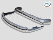 VW BUS T2- EARLY BAY BUMPER (1968-1972)