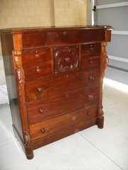 Cedar Chest of Draws Circa 1880