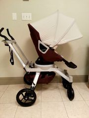 Brand new,  in box Orbit G2 AND Bassinet with Infant Insert (Mocha)