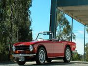 1969 TRIUMPH tr-6 Triumph TR 6 (1969) 2D Sports 4 SP Manual (2.5L -