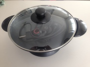 Cookware- Wok,  Kettle & Mobile Grill