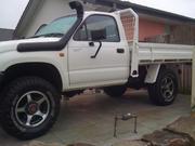 Toyota 1998 TOYOTA HILUX 1998 DIESEL 3L 4X4