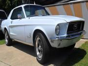 Ford Only 100 miles 1968 Mustang V8,  auto,  power disc brakes,   new int