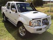 2011 NISSAN navara Nissan Navara D22 2011 dual cab ute
