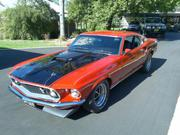 FORD MUSTANG MUSTANG 1969 MACH 1 RH DRIVE