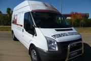 2010 ford 2010 Ford Transit VM LWB Manual