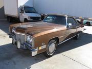 Cadillac Eldorado 83000 miles