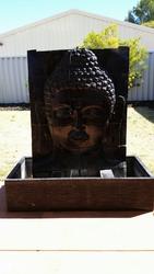 Black stone Budda fountain for sale