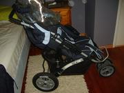 hauck three wheeled pushchair
