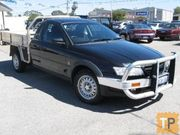 HOLDEN CREWMAN CROSS 6 VZ